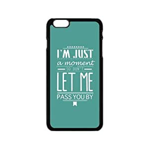 Customize All Time Low TPU Case for Apple iPhone 6, 4.7 inch hjbrhga1544