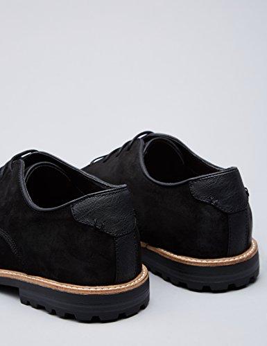 FIND Derbies Bout Renforcé Homme Noir (Black) pKBe7m