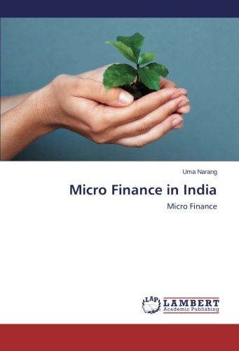 Read Online Micro Finance in India: Micro Finance ebook