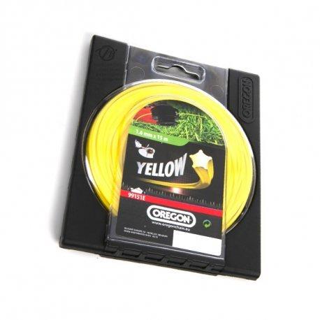 Inalámbrico Oregon Yellow 1,6 mm x 15 m. Etoilé. Blister. Hilo ...