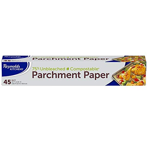 - Reynolds Kitchens Unbleached Parchment Paper - 45 Square Foot Roll