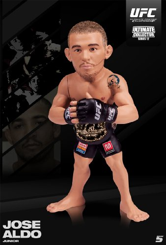 Jose Aldo (Championship Edition w/belt) Round 5 UFC for sale  Delivered anywhere in USA