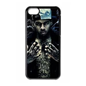 iPhone 5c Cell Phone Case Black KiD Ink Phone cover L7774346