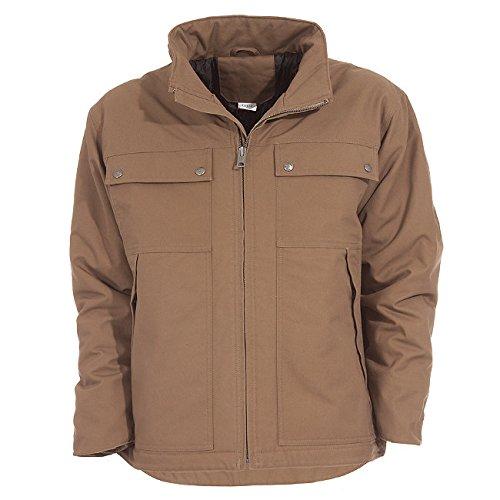 UPC 092021300405, Berne Apparel CH814HKYR440 Adler Coat, Hickory - Large