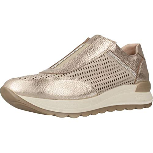 Color 23970 Zapatos Mujer jazmin Marca Horas Cordones Gold Mujer Para Gold Horas De Modelo 24 qxCZwx7BI