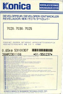 - KONICA MINOLTA OEM 950237 DEVELOPER (BLACK) (950237) -
