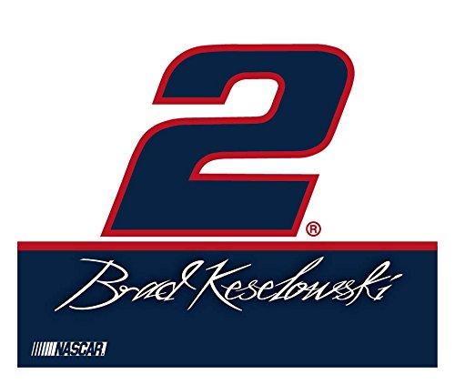 - Brad Keselowski #2 5