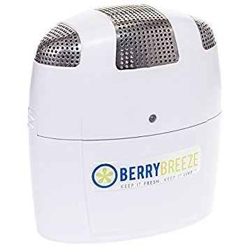 BerryBreeze Activated Oxygen Refrigerator Deodorizer by BerryBreeze (Best Refrigerator 2018)