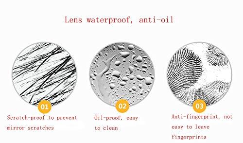 WJYTYJ Lunettes Rétro Soleil pour Hommes De De Polarisées Soleil 1 Dernières De Radiation Soleil Lunettes Rétro Lunettes Noir qC4Ufq