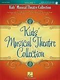 Hal Leonard Kids Musical Theatre Collection - Volume 1-Audio Online