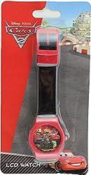 Disney Cars 2 Digital LCD Watch For Kids
