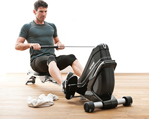 Kettler Home Exercise/Fitness Equipment: Coach E Rowing Machine