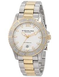 Stuhrling Original Men's 161.332232 Nautical Regatta Automatic Date Diver Bracelet Watch