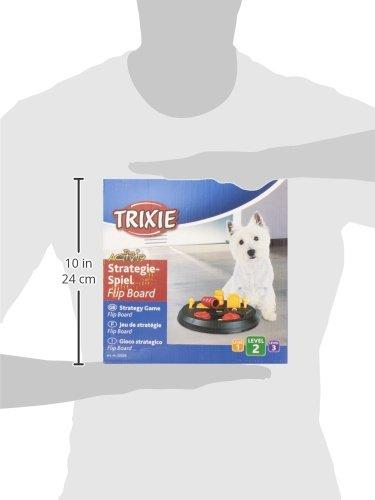 41pgK8m33DL - Trixie Pet Products Flip Board, Level 2