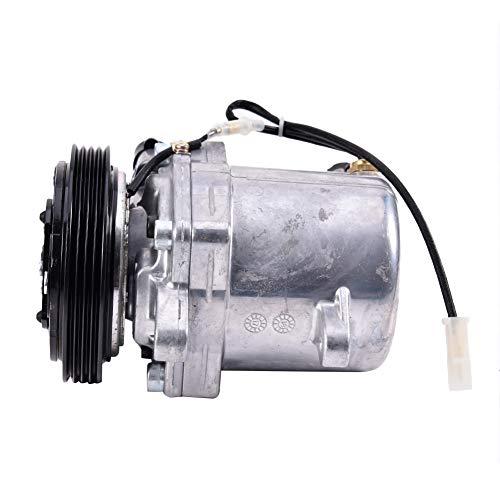(Catinbow 60-00820NA AC Compressor & AC Clutch for Suzuki Esteem Vitara Grand)