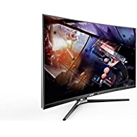 SCEPTRE 32 Curved Gaming FHD LED Monitor AMD FreeSync 144Hz, 1800R Curvature, Metallic edge to edge (2017)