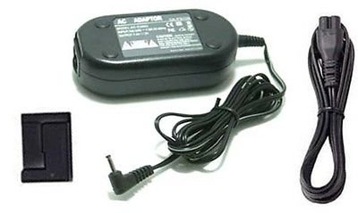 Ac Adapter Kit ACK-DC50 + DR-50 for Canon PowerShot G10 ac, Canon G11 ac, Canon G12 ac, Canon SX30 IS ac by photo High Quality