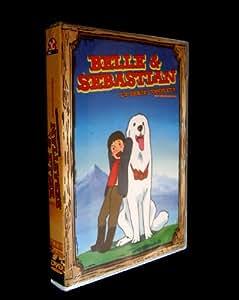 Belle and Sebastian - La Serie Completa 52 Episodios [NTSC/Region 1 & 4 dvd. Import - Latin America] 6-disc boxset (Spanish audio)