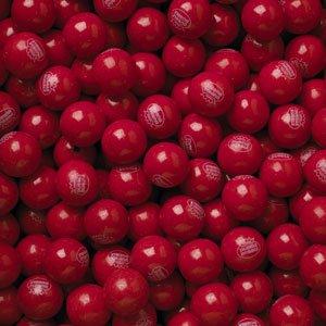 Concord Hot Chew Cinnamon Bubble Gum Balls 3 Lb (1