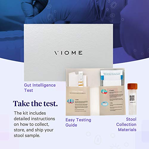 Viome at-Home Gut Microbiome Test | Science Based Personalized Recommendations for Food, Prebiotics & Probiotics | Weight Loss | Improve Digestion | Enhance Sleep | Clear Skin | Boost Mental Focus by Viome (Image #2)