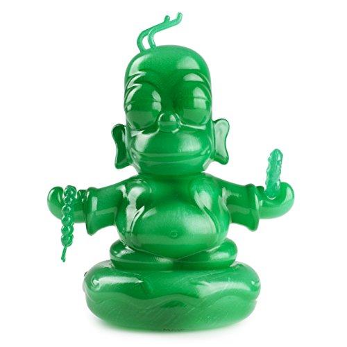- Kidrobot The Simpsons Jade Homer Buddha 3