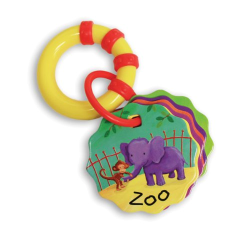 Zoo (Baby Rattle Books)