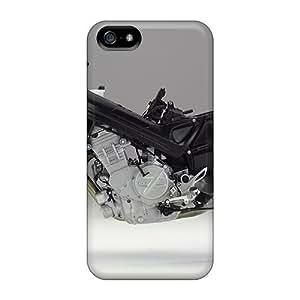 High Grade PamarelaObwerker Flexible Tpu Cases For Iphone 5/5s - Bmw F800 St Cutaway