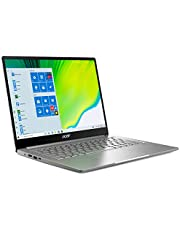 "2020 Acer Swift 3 SF314 Thin & Light Laptop, 14"" FHD IPS, AMD Ryzen 5 4500U Hexa-Core up to 4.0 GHz, 8GB LPDDR4, 512GB SSD, Backlit KB, FP Reader, WiFi 6, USB-C, Win 10"