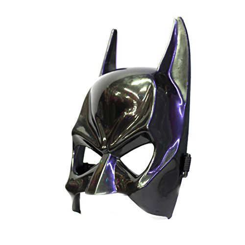 Masquerade Mask Spider-Man Mask Black