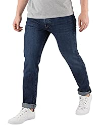 Levi's Men's 501 Skinny Luther Jeans, Blue