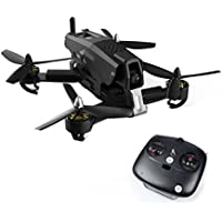 Tovsto Falcon 210 5.8G FPV Racing Drone 540TVL HD Camera RTF RC 6CH Quadcopter (Black)