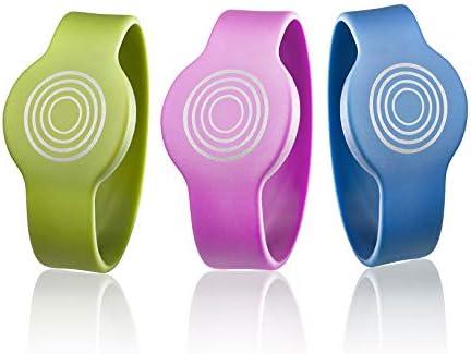 Somfy 2401403, Pulsera RFID para niños, Cerradura inteligente, Set ...