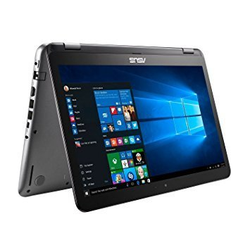 "Top Performance ASUS 15.6"" 2-in-1 FHD IPS 1080p Touchscreen Laptop 