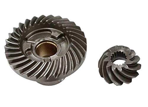 Lower Unit Gear Set - Johnson/Evinrude 1989-2005 40-50hp Outboard - GP-8150-2 - OEM 397627, 0397627