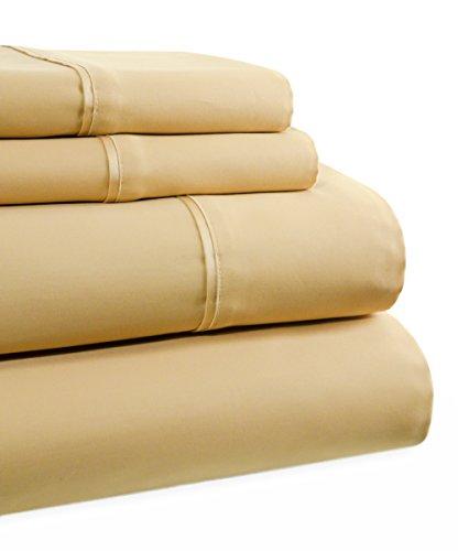 Trade Linker 600 Thread Count 100-Percent Supima Cotton S...