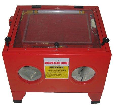 AJ Tools CHIM0061-04 1/C Small Sandblast Cabinet