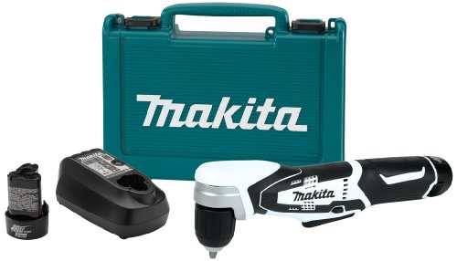 Makita Makita AD02W 12V max Lithium-Ion Cordless 3/8 inch Right Angle Drill Kit
