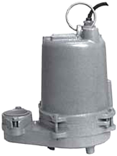Crane-Pumps-EHV412-Manual-Submersible-12-HP-3450-RPM-Effluent-and-Sewage-Pump