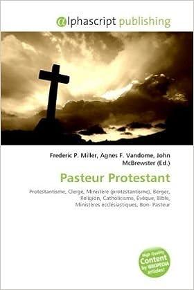 Lire en ligne Pasteur Protestant pdf