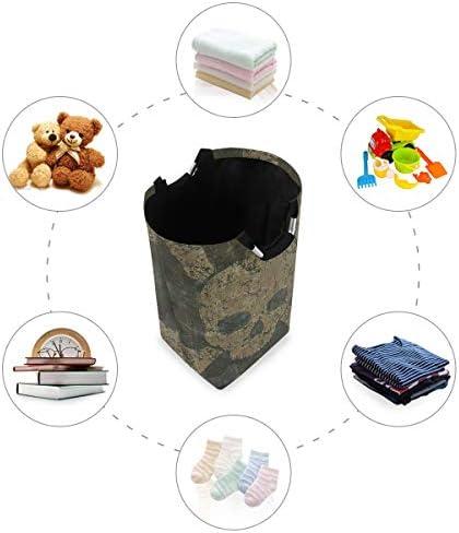 Household Collapsible Rectangle Storage Basket Storage Box Laundry Basket LH