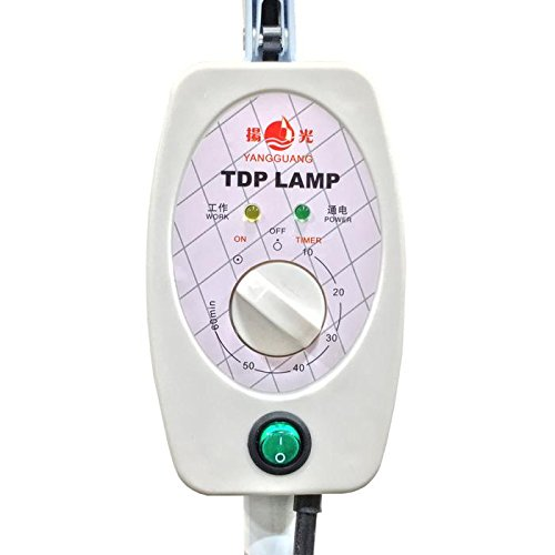 TDP Lamp CQ-29 for TDP Heat Lamp Therapy Featuring Infrared Mineral Technology