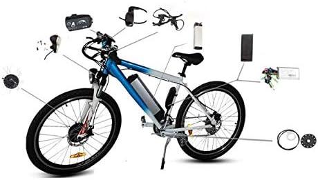 WANGYONGQI 36V 250W - 500W Kit de Bicicleta eléctrica para 20