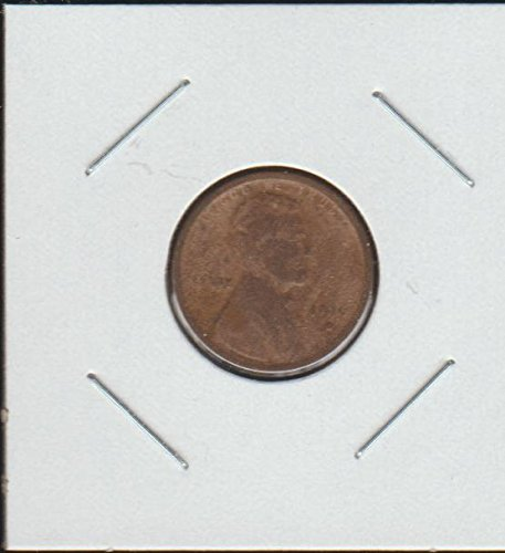 1916 D Lincoln Wheat (1909-1958) Penny Good