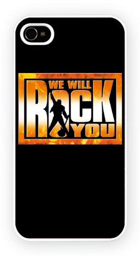 We Will Rock You The Musical West End Musicals, iPhone 6, Etui de téléphone mobile - encre brillant impression