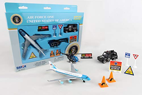 Airforce One United States of America Airport Playset