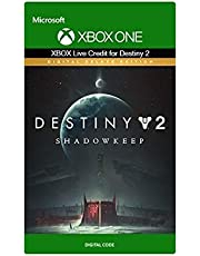 Xbox Live Credit for Destiny 2
