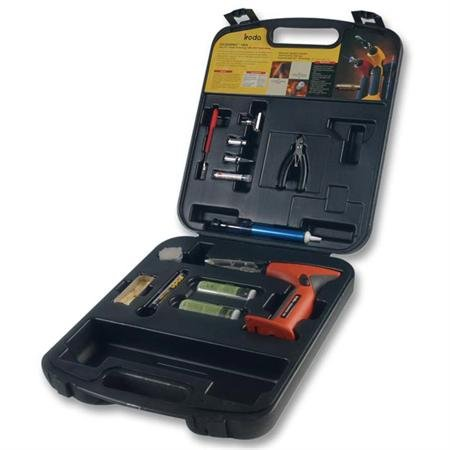 Butane Soldering Iron 30-185W Kit by Iroda