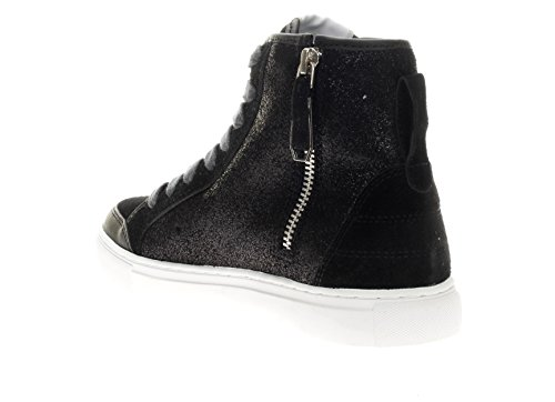 Nero Trussardi Sneaker Donna Jeans Alta AZaqI