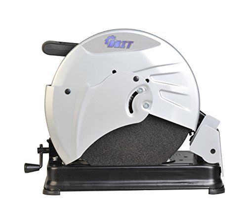 Cut Guard Machine Off Wheel (Ainfox Cutting off machine, 3700/min No Load Speed Efficiency Full Wheel Guard)