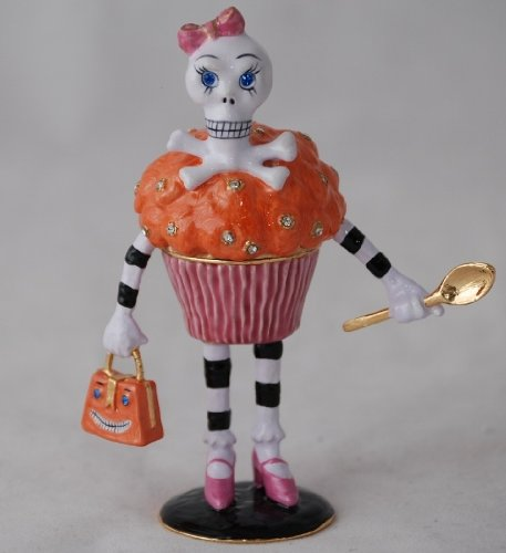 Department 56 Bejeweled Collection Glitterville Skeleton Jeweled - Bejeweled 56 Department